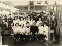 昭和20年代大場善次郎商店